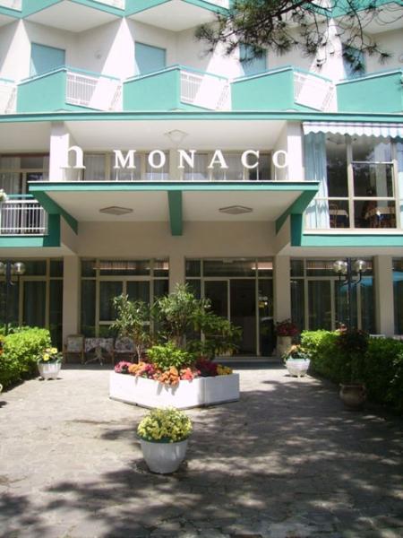 Hotel monaco milano marittima 3 stelle con piscina - Hotel con piscina coperta milano marittima ...